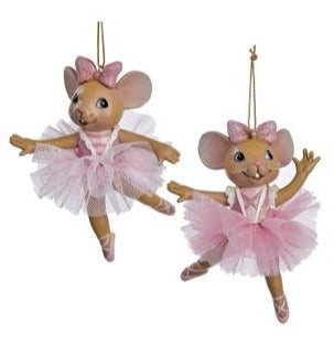 Ballet Mouse With Tulle Tutu