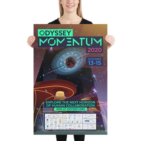 Odyssey Momentum Poster