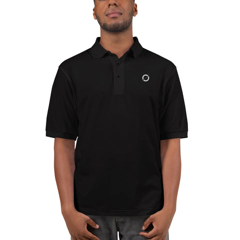 Odyssey Men's Premium Polo - Black