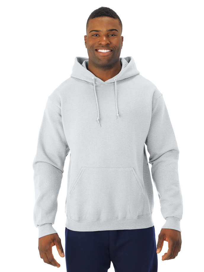 12 Customizable Jerzees 996 - Unisex - 50/50 NuBlend® Fleece Hoodies