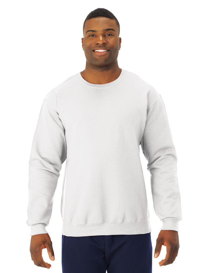 12 Customizable Jerzees 562 - Unisex - 50/50 NuBlend® Fleece Crewnecks