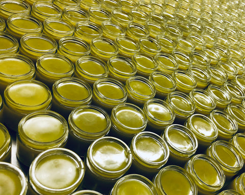 making salves