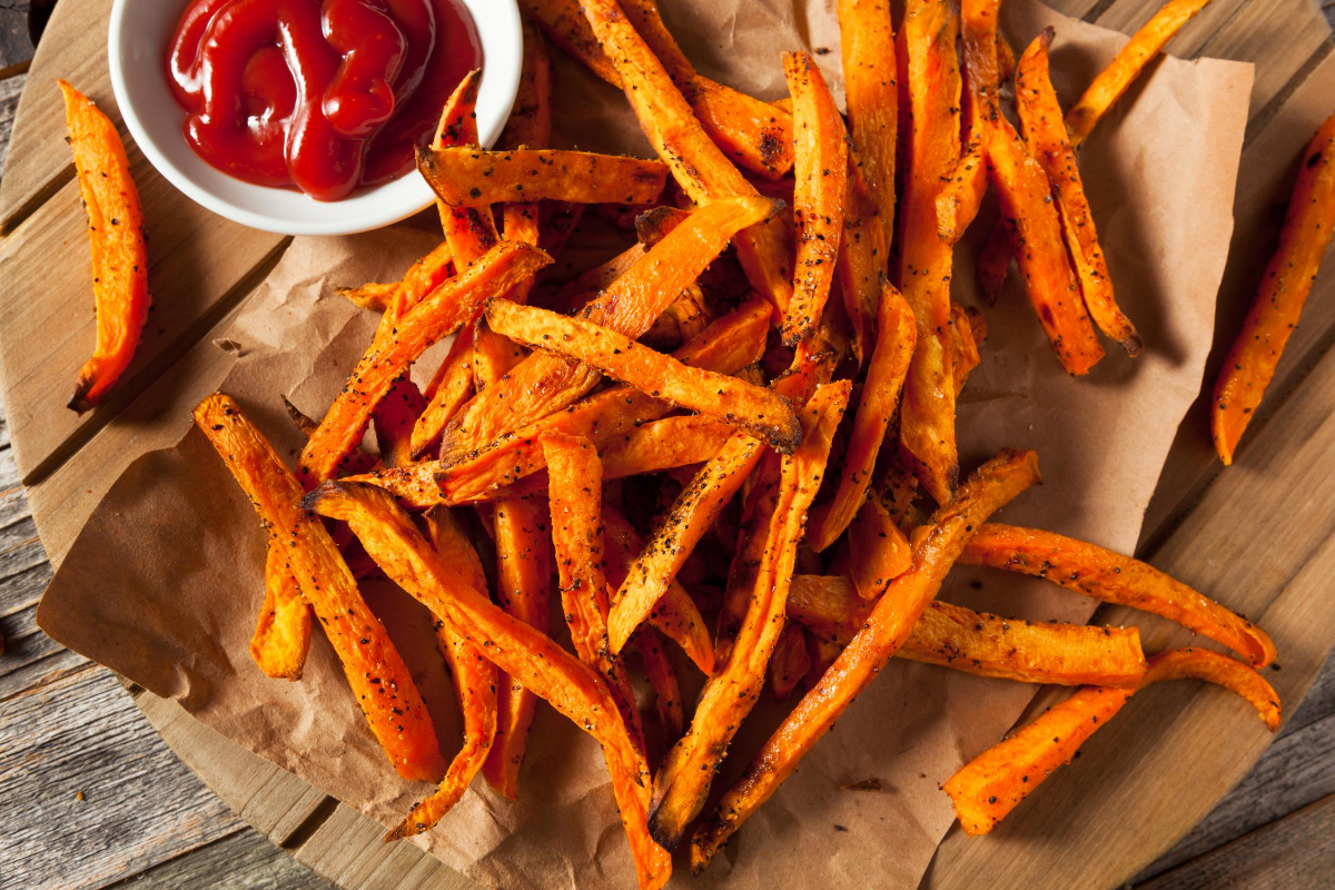 Sweet Potato Fries | Cuban Food Near Me | Cuban Food Delivered