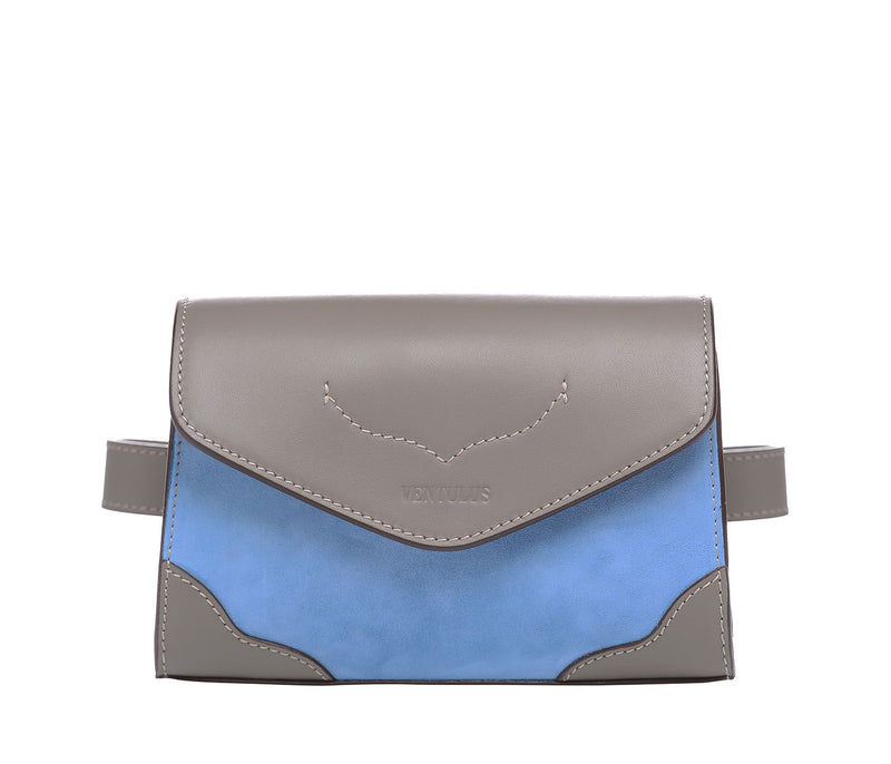 HERA BEIGE - BLUE BAG