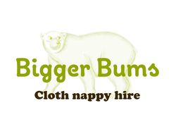 bigger bums cloth nappy hire