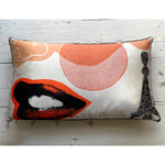 David Holah Mon-roh Oblong Cushion