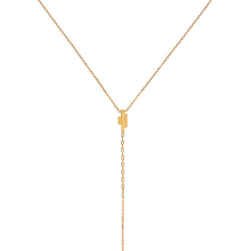 DECO DECADENCE LARIAT STYLE NECKLACE