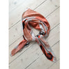 David Holah Mon-roh Wide Square Scarf