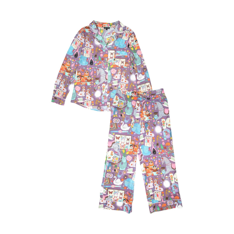 Karen Mabon 'Collector' Cotton Pyjama