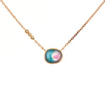 CELINE DAOUST TOURMALINE NECKLACE
