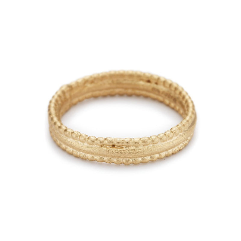 Ruth Tomlinson Beaded Edge Band