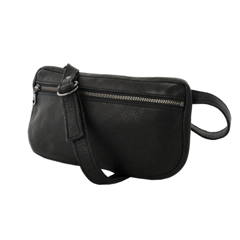 Tracy Tanner Black Fanny Pack