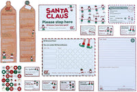 Elf on the Shelf - Girl Elf & Christmas Reward Kit