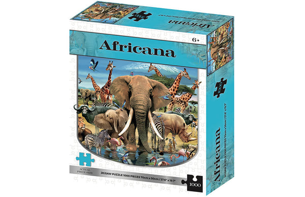 Howard Robinson Africana 1000pc
