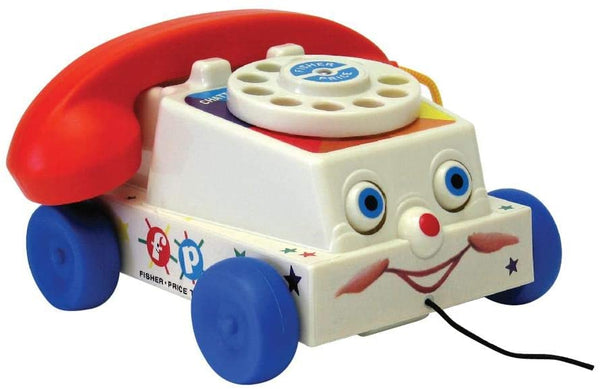 Fisher Price Classic Chatter phone Retro