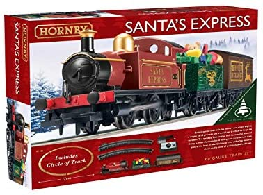 Hornby Santa Express Train