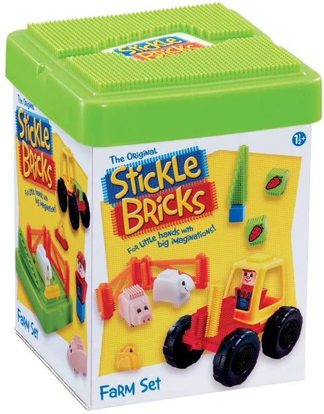 Stickle Bricks TCK05000 Farm Construction Set | Age 18months