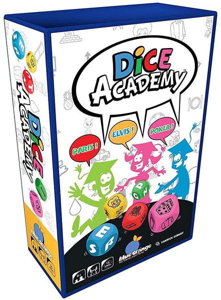 Dice Academy Game