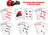6 Suits Game