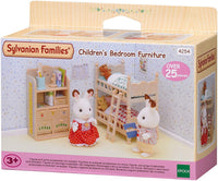 Sylvanian Families 4254 Children's Bedroom furniture