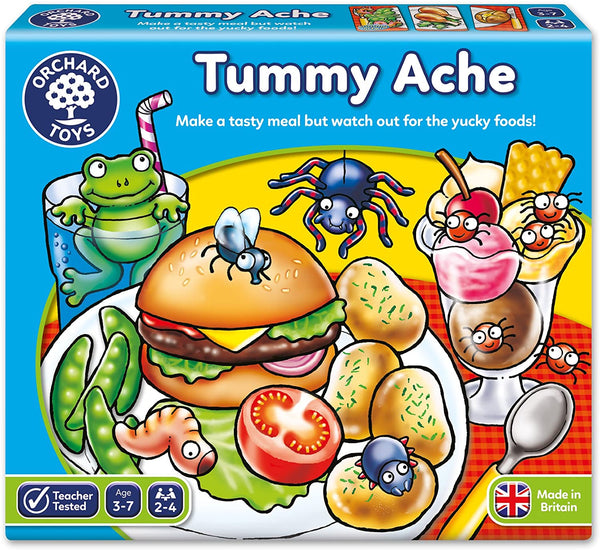 Orchard Toys Tummy Ache Game | Age 3+