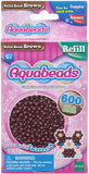Aquabeads Brown Bead Refill Pack