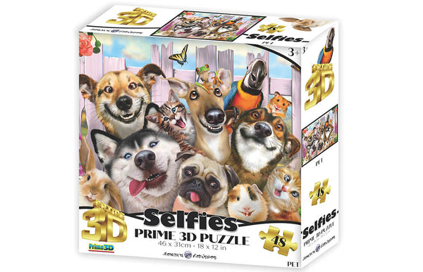 HR Selfies Pets 48pc