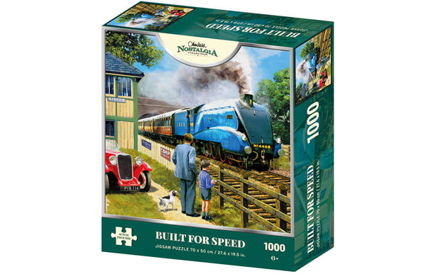 Kevin Walsh Nostalgia - Built for Speed 1000pc