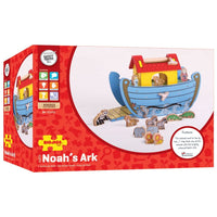 BJ Wooden Noahs Ark