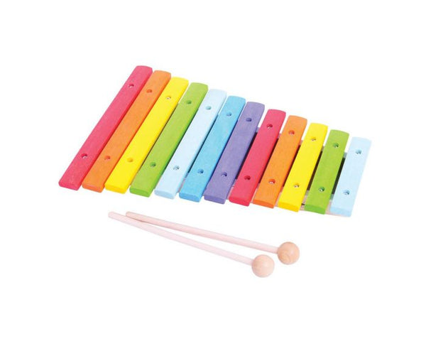 Bigjigs Snazzy Wooden Xylophone
