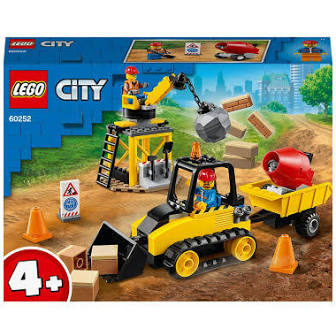 60252 Construction Bulldozer