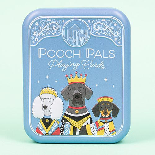 Dog Playing Cards - Pooch Pals