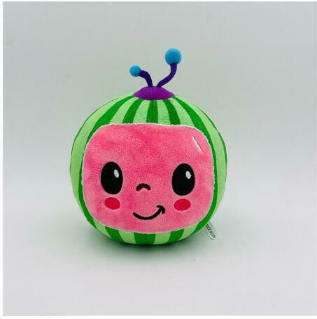 Cocomelon Little Plush  Watermelon TV