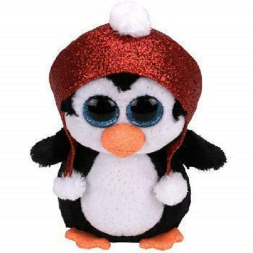 TY Boo Gale Penguin Small