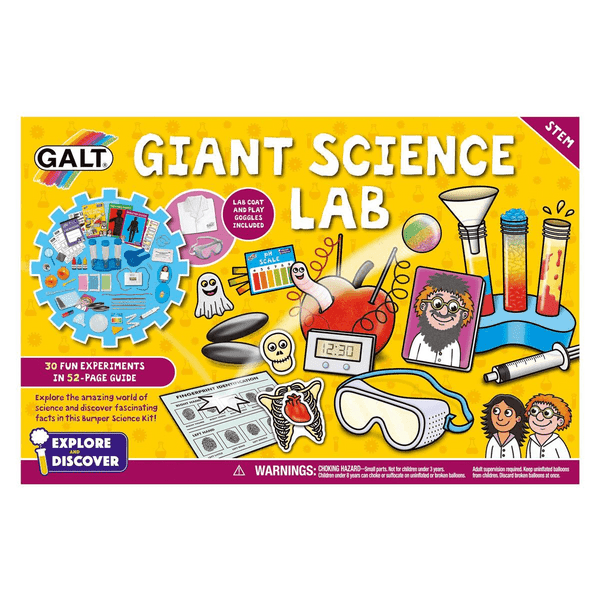 Galt Giant Science Lab