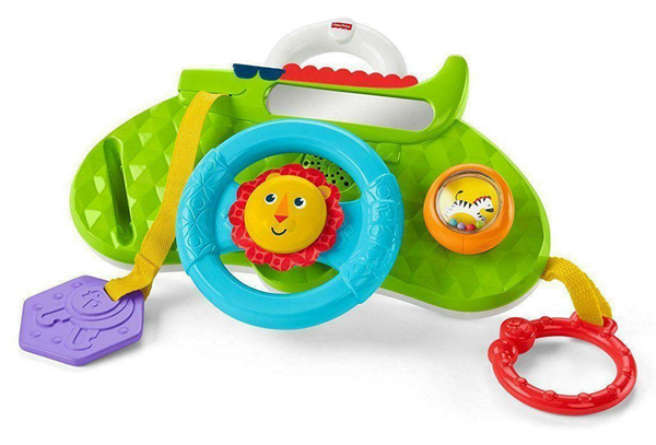 Fisher Price Rolling and Strolling Car Dashboard