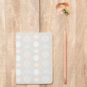 Gutha Light Brown Capra Notebook
