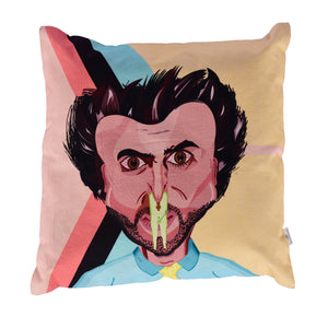 Smelly Man Cushion Cover