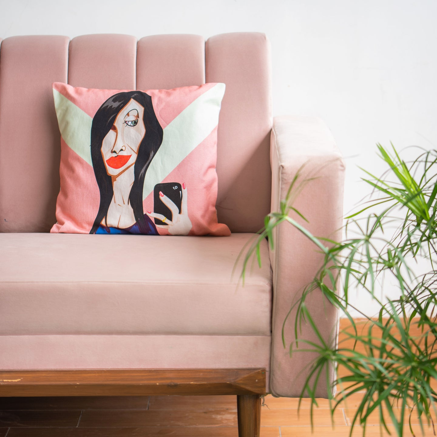 Bebe Cushion Cover