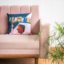Load image into Gallery viewer, Dabba Wala Cushion Cover