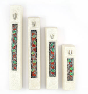 Olive Mezuzah - Shulamit Kanter Official Store