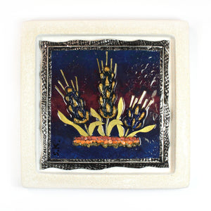 Wheat - Jerusalem Cast Stone Picture - Shulamit Kanter Official Store
