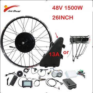 48V 1500w Electric Bicycle Conversion Kit