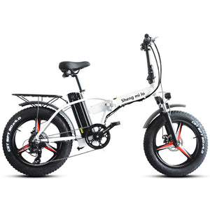 MX20 Plus 20 Inch Electric Folding Bike
