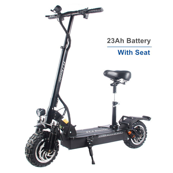 FLJ T113 Upgrade 60V 3200W dual Motor Electric Scooter