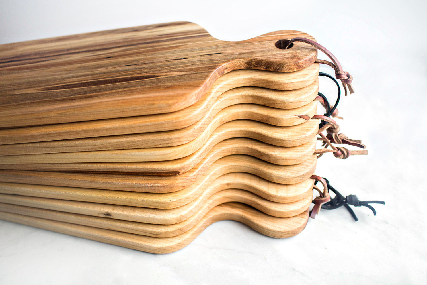 10 Charcuterie Serving Boards, Food Safe, Reclaimed Maple Wood, Handcrafted, Handmade, Made in Canada