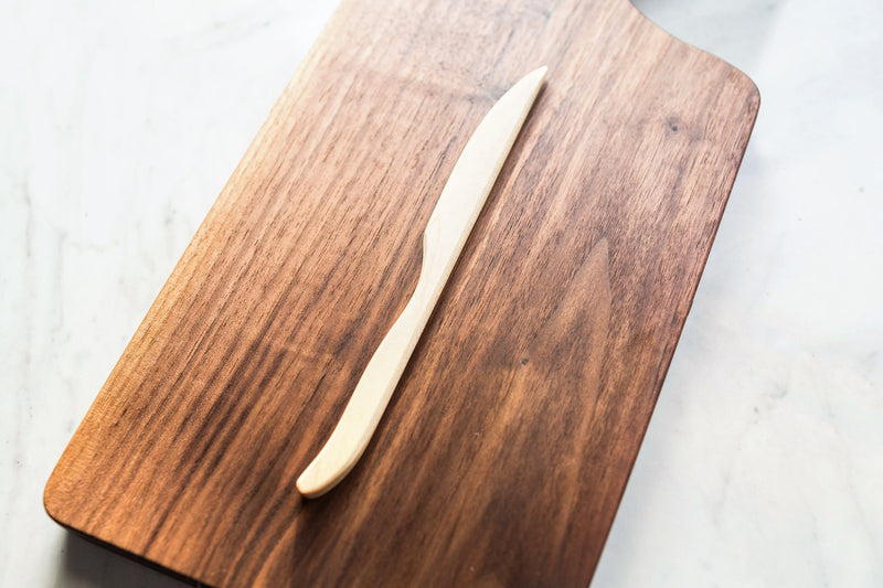 Charcuterie Cheese Board, Cutting Board, Walnut Wood, Handcrafted, Food Safe, Handmade, Made in Canada