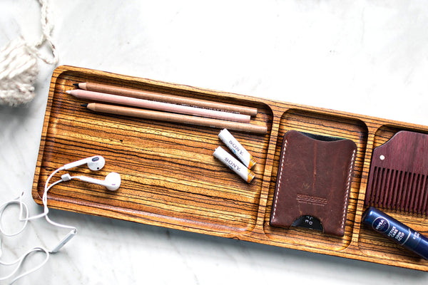 Catchall Tray / Valet Tray Compartments