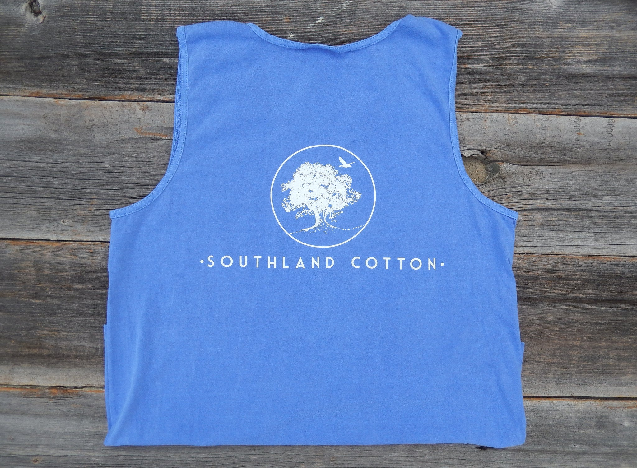 Sky Blue New Classic Tank Top
