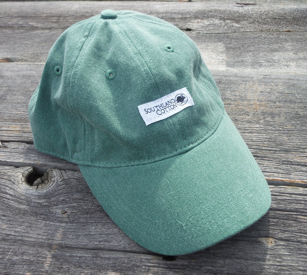 Southland Cotton Signature Grass Green Hat